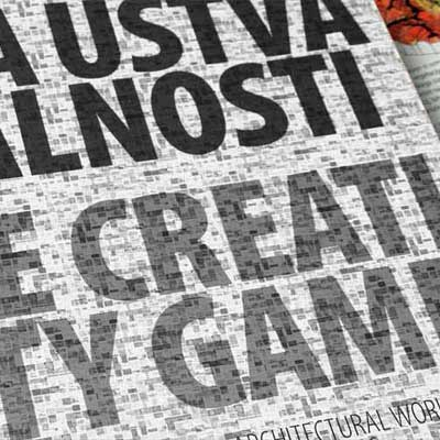 Knjiga Igra ustvarjalnosti / Creativity Game